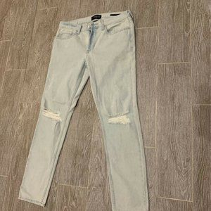 PacSun Comfort Stretch Skinny Straight Jeans 30x30